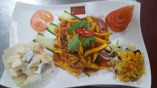 Zao Noodle Bar Limited: nice food