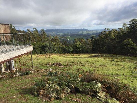 Lilydale, Australia: The Trig on Mt Arthur