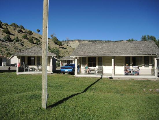 Mammoth Hot Springs Hotel & Cabins Imagem
