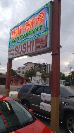 Sushi Restaurants In Madeira Beach