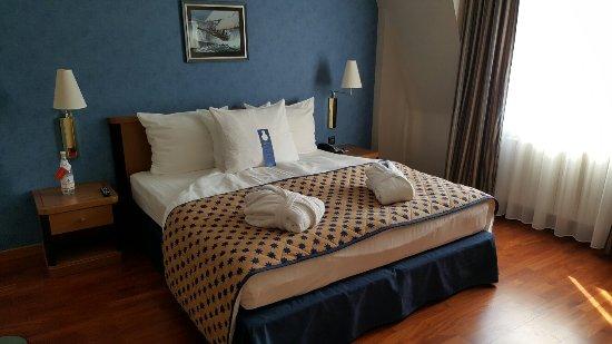 Radisson Blu Hotel, Kyiv: Radisson Blu Отель, Киев