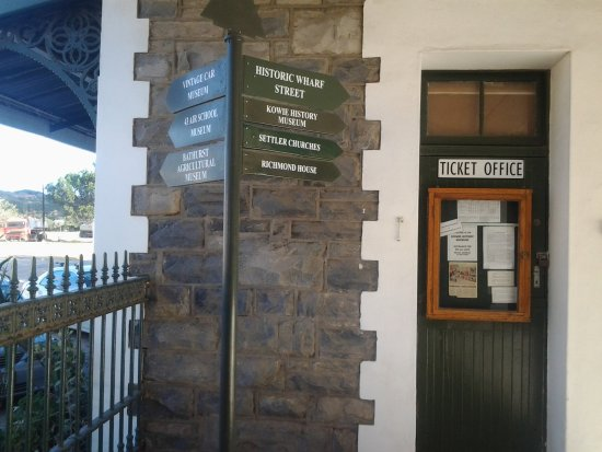 Port Alfred, South Africa: Near the entrance