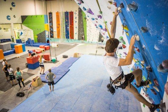 Crank Indoor Climbing