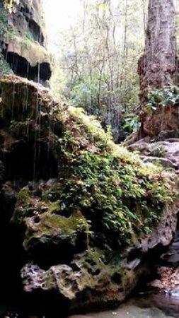 Queretaro, Meksyk: una pequeña probada del puente de dios