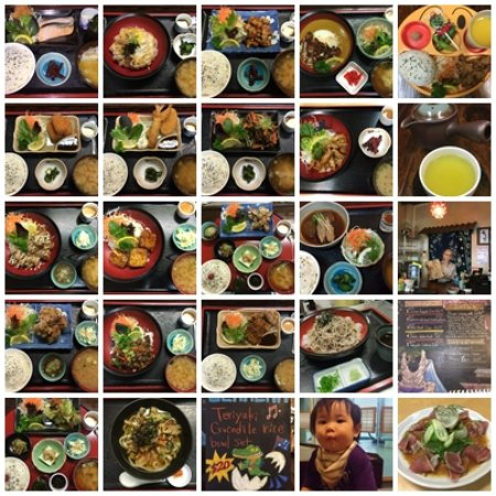 O' Cha Cha Japanese Dining &Tea: Set meals and more.