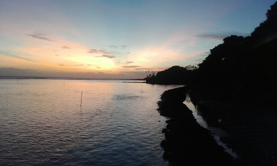 Satuiatua Beach Resort: 20160630_183024_large.jpg