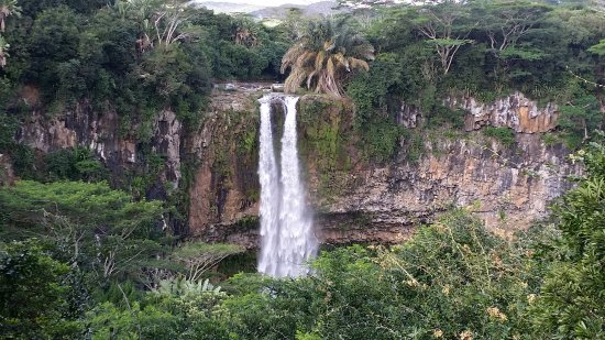 Curepipe: One of the most spectacular waterfalls in Mauritius