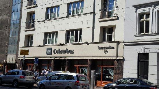 Hotel Columbus: 20160702_090430_large.jpg