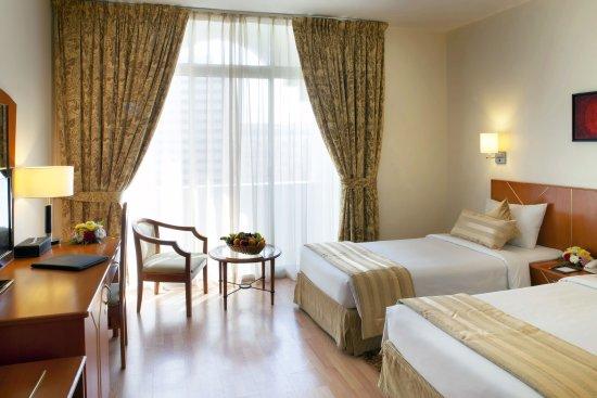Landmark Hotel Baniyas: Twin Room