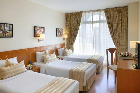 Landmark Hotel Baniyas: Triple Room