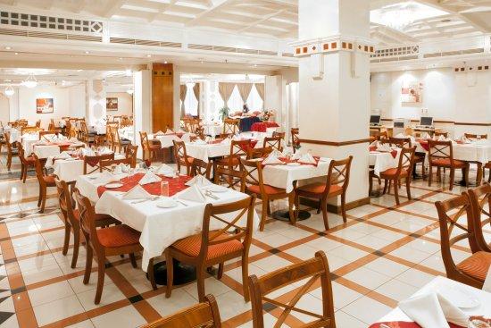 Landmark Hotel Baniyas: Restaurant