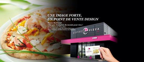 Esprit Pizza Picture Of Esprit Pizza Nort Sur Erdre