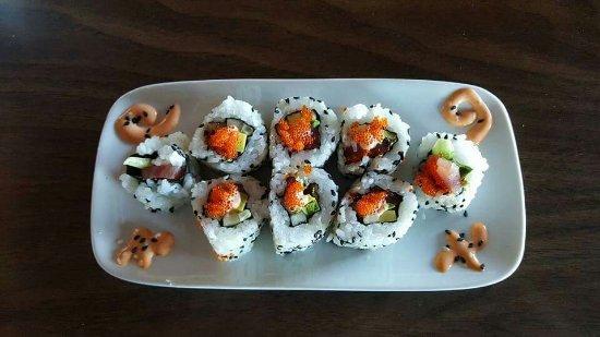 Craig, Alaska: Sushi on Friday Nights!