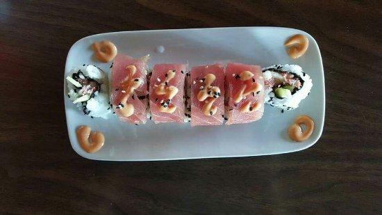 Craig, AK: Sushi on Friday Nights!