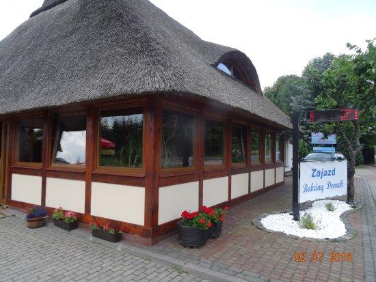Bialy Bor, Poland: Babciny domek