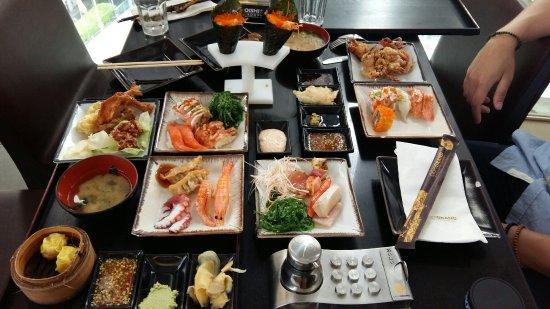 Oishi Grand