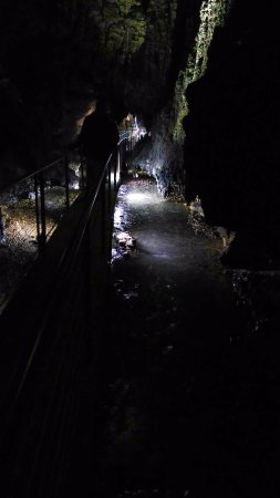 Gunns Plains, Australië: The underground creek