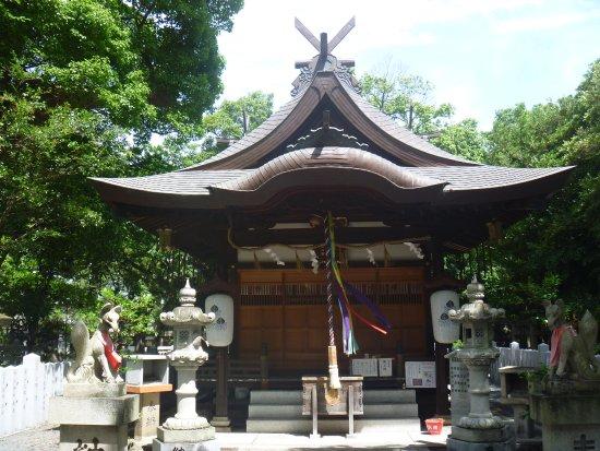 Izumi, Giappone:  本殿