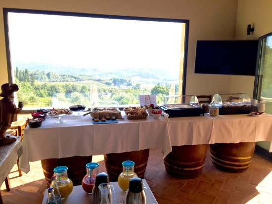 Montespertoli, Itália: Borgo Divino