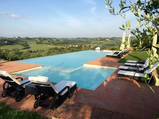 Montespertoli, İtalya: Borgo Divino