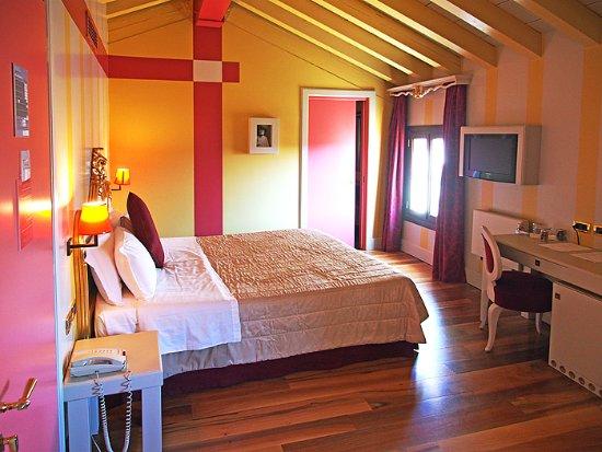 Numero camera picture of hotel ca 39 zusto venezia venice for Numero hotel