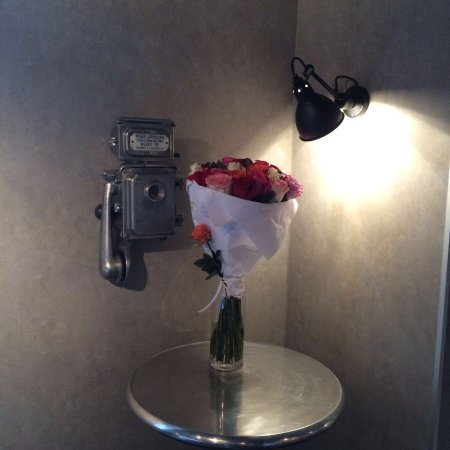 Hotel Fabric: Little Paris Gem