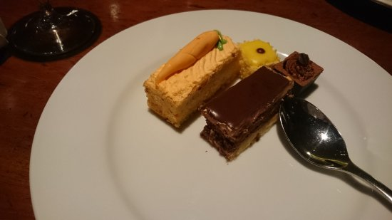 Zen: Sampling of Desserts