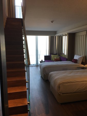 duplex room picture of trendy lara antalya tripadvisor