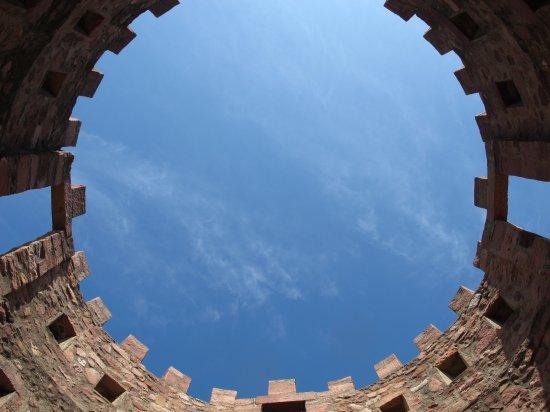 Vilafamés, España: Esta foto no puede faltar si visitas su castillo