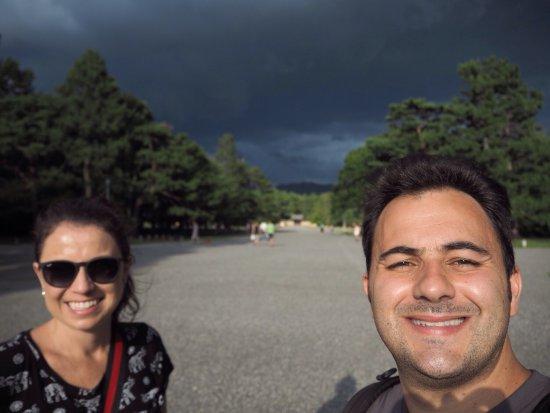 Sento Imperial Palace (Sento Gosho): Lindo parque
