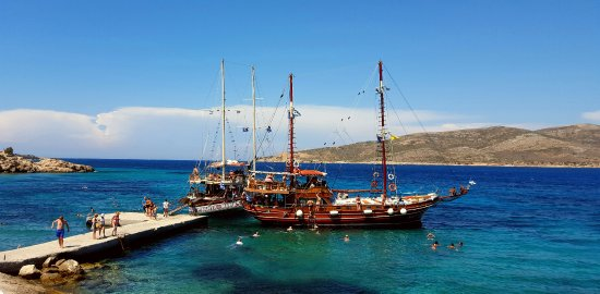 Kos Private Tours: The three island tour