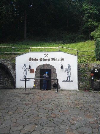 Besucherbergwerk Alter Martin