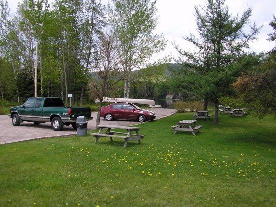 Parc Georges-Painchaud, Lac-Saguay
