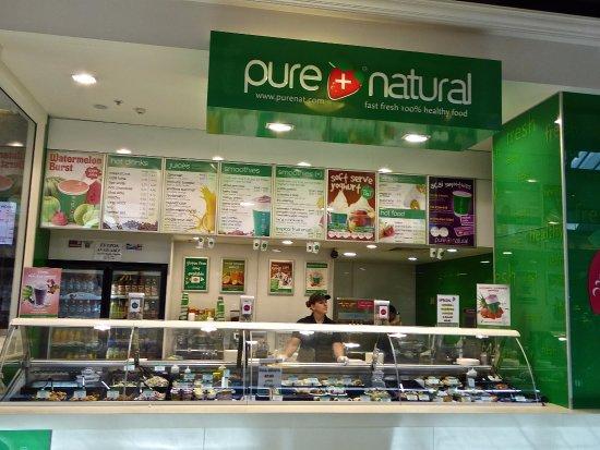 Australia Fair Shopping Centre Food Court