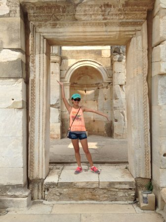 Hello Ephesus: Celsius Library