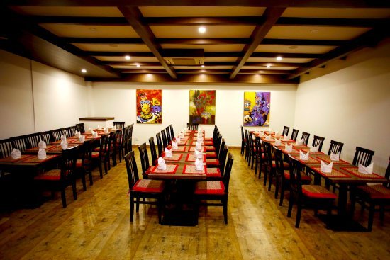 Wellness Organic Club - Restaurant: Private Dining space