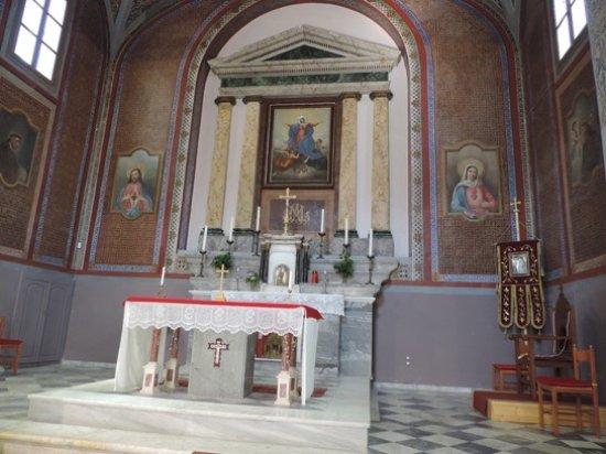 Mytilene, Yunanistan: Güzel kilise...
