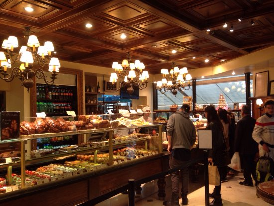 Paul Boulangerie et Patisserie, Paris - 77 rue de Seine, Saint-Germain-des-Prés - Restaurant