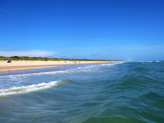 New Smyrna Beach, FL: Spectacular beach