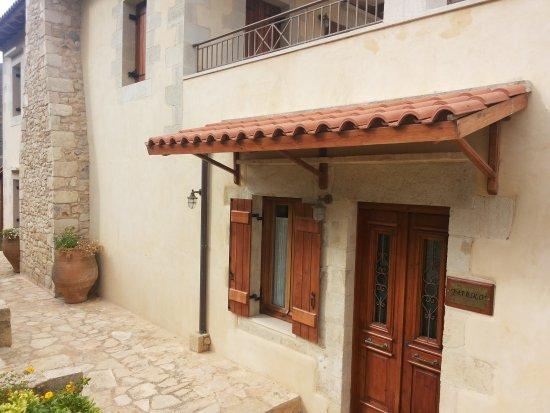 Kaliviani, Grecia: villa patriko