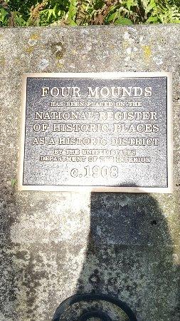 Four Mounds Inn B&B: 20160701_180003_large.jpg