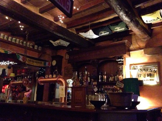 Castellucchio, Włochy: Donegal Pub