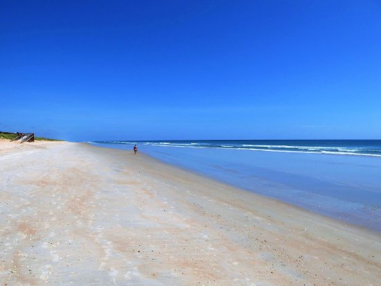 Canaveral National Seashore: It's getting crowded...