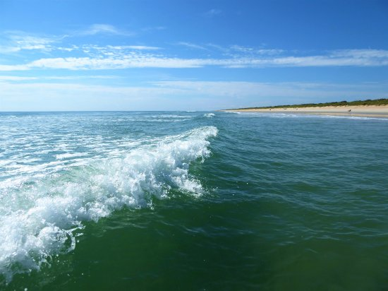 Canaveral National Seashore: Perfect surf