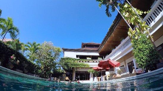 Santai Hotel: Hotel Pool