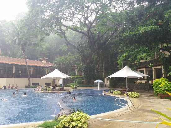 Club Punta Fuego: The Pool