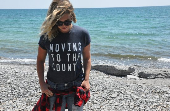 The Prince Edward County T-shirt Company