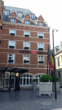 Bilde fra Hotel Amigo