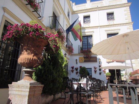 Cafe de Ronda : Уютное место