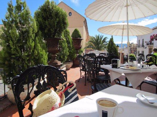 Cafe de Ronda : Вкусный кофе